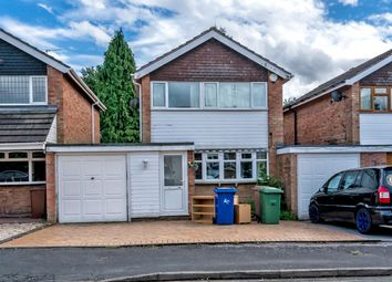 Thumbnail 3 bed link-detached house to rent in Copperkins Road, Hednesford, Cannock