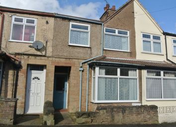 Thumbnail 3 bed terraced house for sale in Somersall Street, Mansfield