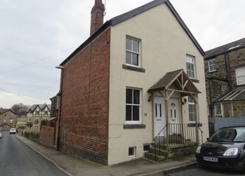Thumbnail 1 bed semi-detached house for sale in Cliffe Road, Harrogate