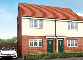"Thumbnail 2 bed property for sale in ""Halstead"" at Long Lands Lane, Brodsworth, Doncaster"