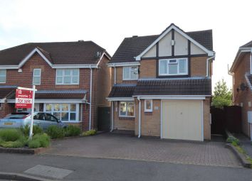 Thumbnail 3 bed detached house for sale in Claymar Drive, Newhall