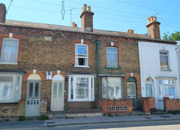 Thumbnail 3 bed terraced house for sale in Canterbury Road, Whitstable