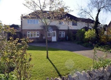 Thumbnail 5 bed semi-detached house for sale in High Street, Great Linford, Milton Keynes
