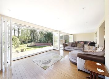 Thumbnail 5 bed detached house for sale in Wellesford Close, Banstead, Surrey