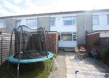 Thumbnail 2 bed terraced house for sale in Wiltshire Avenue, Weymouth