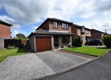 Thumbnail 3 bed detached house for sale in Cottesmore Way, Cross Inn, Pontyclun