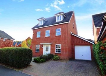 Thumbnail 5 bedroom detached house for sale in Priddys Hard, Gosport, Hampshire