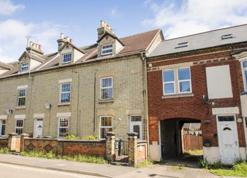 3 bed terraced house for sale in Wellingborough Road, Rushden NN10
