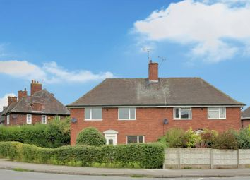 Thumbnail 3 bed semi-detached house for sale in Sixth Avenue, Edwinstowe, Mansfield