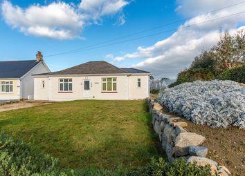 Thumbnail 3 bed bungalow for sale in La Route De La Hougue Du Pommier, Castel, Guernsey