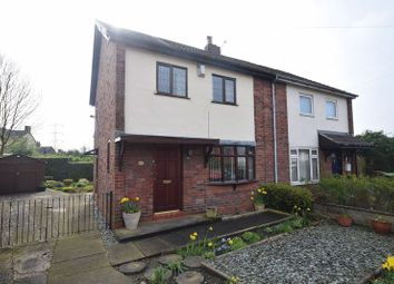 Thumbnail 2 bed semi-detached house for sale in Cotswold Crescent, Stoke-On-Trent