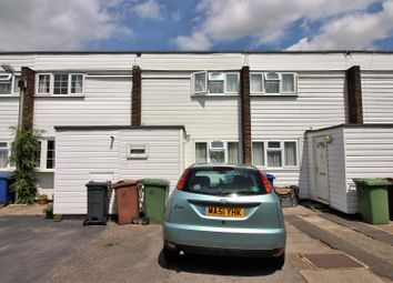 Thumbnail 2 bed terraced house for sale in St. Peters Road, Chadwell St Mary, Grays