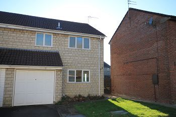 Thumbnail 3 bedroom semi-detached house to rent in Mere, Wiltshire