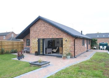 Thumbnail 3 bed detached bungalow for sale in Penn Lane, Stathern, Melton Mowbray