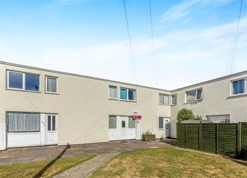 Thumbnail 3 bed terraced house for sale in Carless Close, Rowner, Gosport