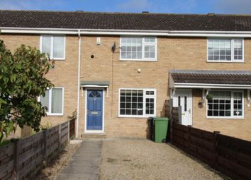 Thumbnail 2 bed terraced house to rent in Gateland Close, Haxby, York