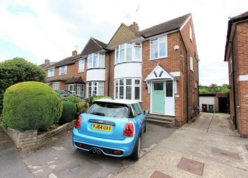 Thumbnail 4 bed semi-detached house to rent in Oulton Crescent, Potters Bar