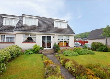 Thumbnail 3 bed semi-detached bungalow for sale in Beech Walk, Wemyss Bay, Renfrewshire