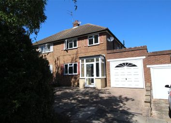 Thumbnail 3 bed semi-detached house for sale in Crescent Rise, Barnet, Hertfordshire