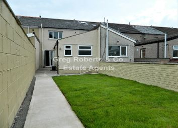 Thumbnail 3 bed terraced house for sale in Vale Terrace, Tredegar, Blaenau Gwent