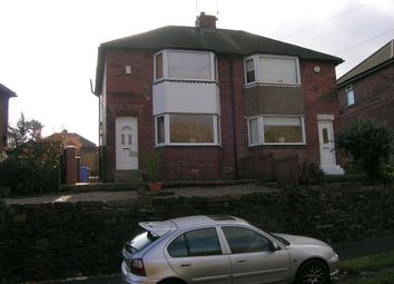 Thumbnail 2 bed semi-detached house to rent in Linley Lane, Frecheville
