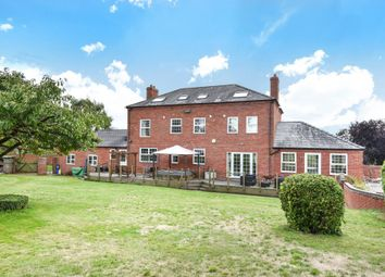 Thumbnail 6 bed detached house for sale in Leominster, Herefordshire