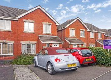 Thumbnail 3 bed semi-detached house for sale in Thorne Way, Cardiff