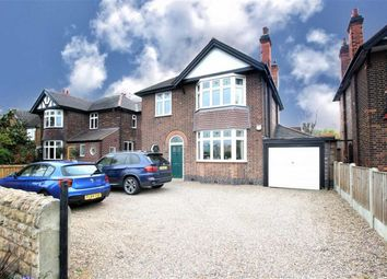 Thumbnail 3 bed detached house for sale in Wilford Lane, West Bridgford, Nottingham