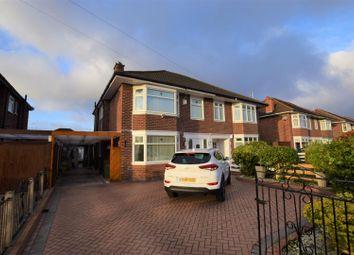 Thumbnail 4 bed semi-detached house for sale in Glenavon Road, Prenton