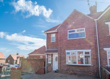 Thumbnail 2 bed semi-detached house for sale in Shaftesbury Avenue, Sunderland