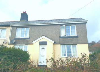 Thumbnail 3 bed property to rent in Woodland Terrace, Pantyrawel, Bridgend