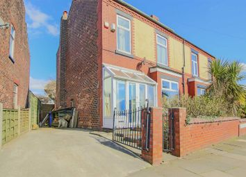 Thumbnail 3 bed semi-detached house for sale in Rivington Crescent, Pendlebury, Swinton, Manchester