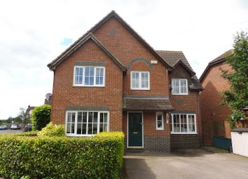 Thumbnail 4 bed detached house for sale in Popes Lane, Little Thetford, Ely