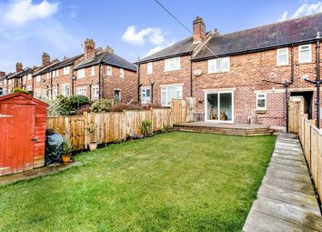 Thumbnail 4 bedroom terraced house for sale in Longfield Avenue, Golcar, Huddersfield