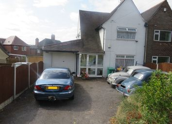 3 bed semi-detached house for sale in Hucknall Road, Nottingham NG5