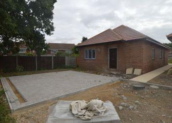 Thumbnail 2 bed detached bungalow for sale in Titchfield Road, Stubbington, Fareham