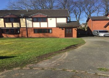 Thumbnail 3 bed semi-detached house for sale in Old Vicarage Gardens, Walkden, Manchester