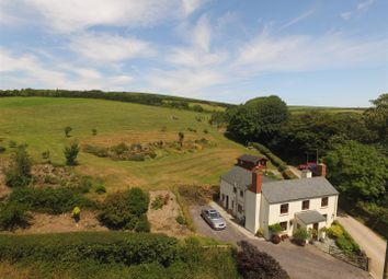 Thumbnail 4 bedroom detached house for sale in Winsham, Braunton
