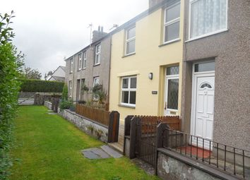 Thumbnail 3 bed terraced house to rent in Rhosbodrual Terrace, Rhosbodrual, Caernarfon