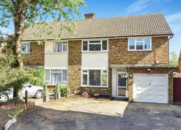 Uxbridge Road, Mill End, Rickmansworth, Hertfordshire WD3. 4 bed semi-detached house