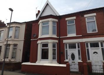 Thumbnail 3 bed end terrace house for sale in Redvers Drive, Orrell Park, Liverpool, Merseyside