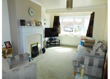 Thumbnail 3 bed terraced house for sale in Turner Road, Worthing