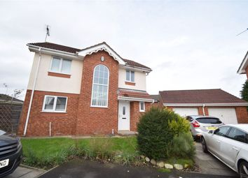 Thumbnail 3 bed detached house to rent in Wembley Close, Stockport, Cheshire