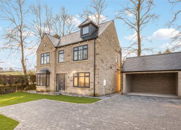 Thumbnail 5 bed detached house for sale in Clough Lane, Brighouse