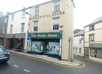 3 bed end terrace house for sale in High Street, Pwllheli, Gwynedd LL53