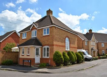 Thumbnail 3 bed detached house for sale in Dudwell, Didcot