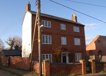 Thumbnail 4 bed detached house for sale in High Street, Creaton, Northampton