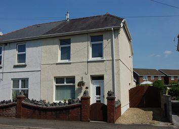 Thumbnail 3 bed semi-detached house to rent in Tirydail Lane, Ammanford