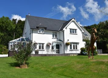 Thumbnail 4 bed detached house for sale in Llandyfriog, Newcastle Emlyn, Ceredigion