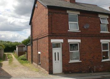 Thumbnail 2 bed end terrace house to rent in Hollin Lane, Crigglestone, Wakefield